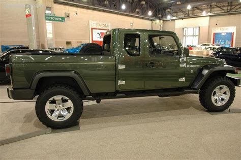jeep concept truck gladiator 2005 jeep gladiator concept image