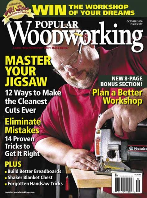 popular woodworking magazine index tool test bostitch air power for woodworkers popular