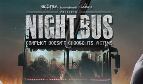 night bus short film sineas hollywood ikut tangani film night bus layar id