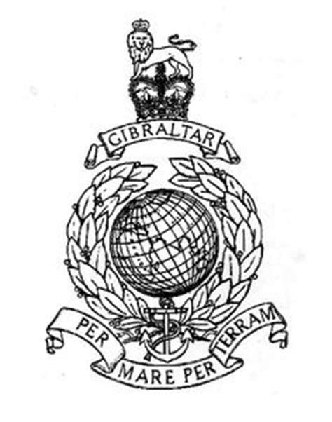 royal marines commando tattoo designs on globe tattoos globes and crown tattoos