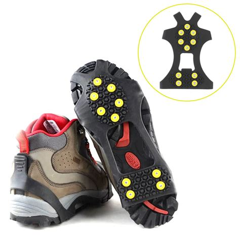 1 pair professional cing climbing cron anti slip