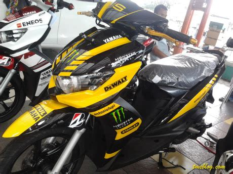 Sticker Helm Bogor by Tmcblog 187 Yamaha Soul Gt Tech3 Special Edition