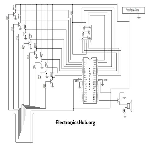 water level indicator project with circuit diagram how water level indicator works eeweb community
