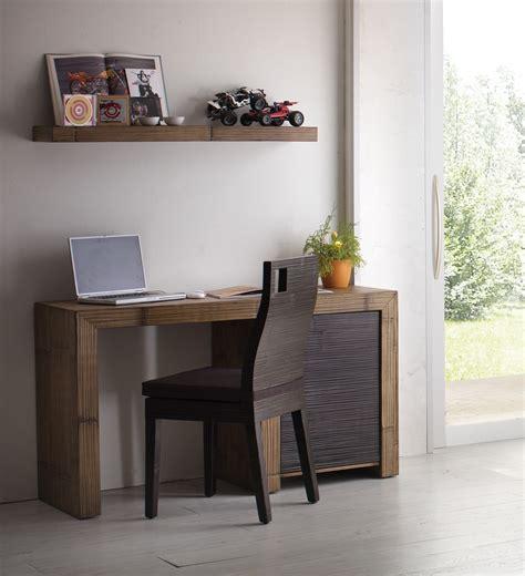 scrivania da salotto essential singolo bandung casa bamb 249