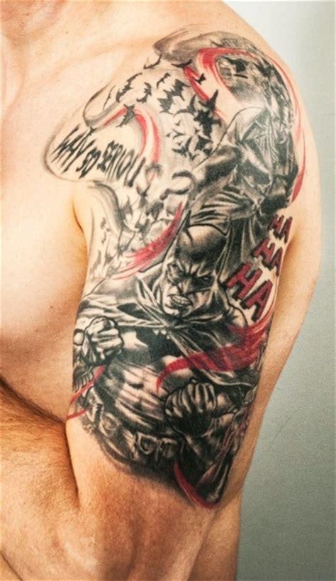 batman logo tattoo cover up batman tattoos for men ideas and designs for guys