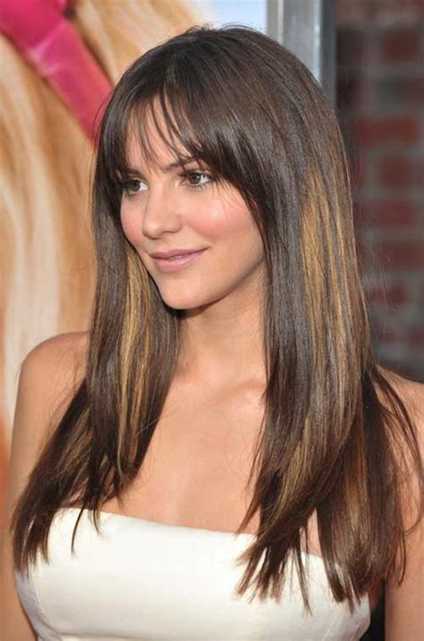 best haircut for long face and thin hair 15 best hairstyles for round faces long hair hairstyles