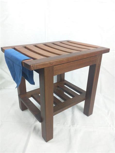 ipe shower bench ipe shower bench by darryl jones lumberjocks com