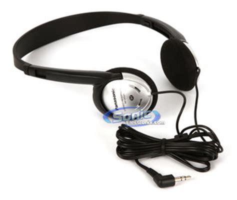 panasonic rp ht  ear headphones sonic electronix