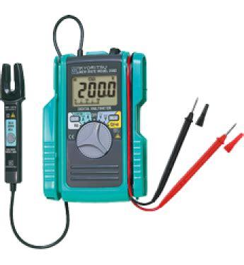 Jual Pocket Multimeter kewmate 2000 digital multimeter with ac dc cl sensor kyoritsu indonesia