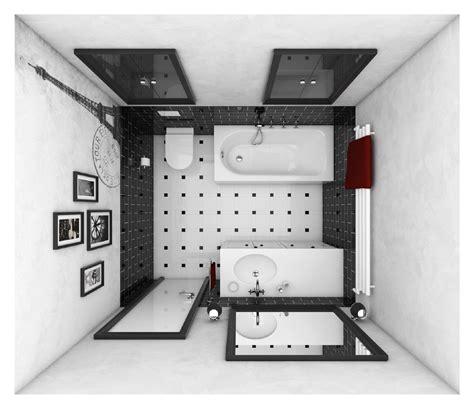 Badezimmer Kasten by Retro Badezimmer Eiffel Perfecto Design