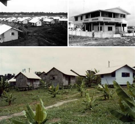 how many towns are there in guyana another tragic community jonestown in northwestern guyana
