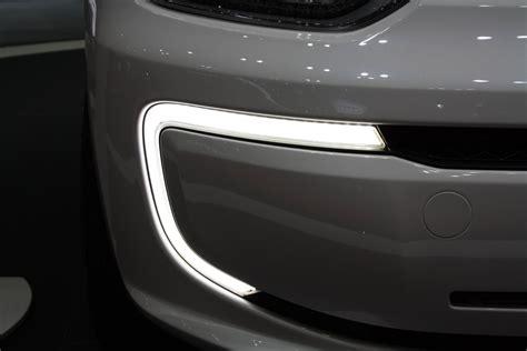 Lu Led Drl Motor vw up led daytime running lights at 2013 tokyo motor show indian autos