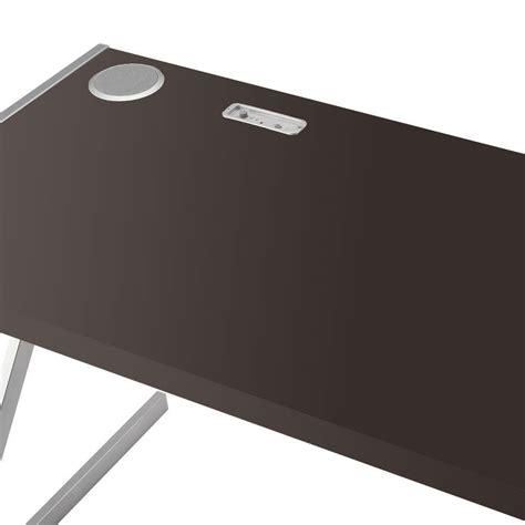 Bluetooth Desk Speakers by Modern Desks Bluetooth Speaker Black Desk Eurway