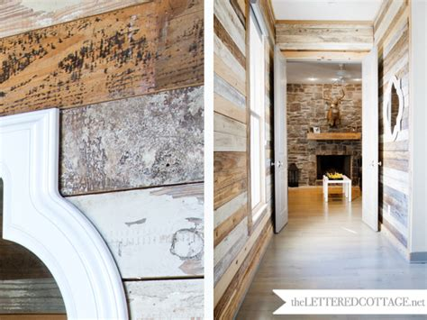 rustic modern wall rustic and modern the lettered cottage