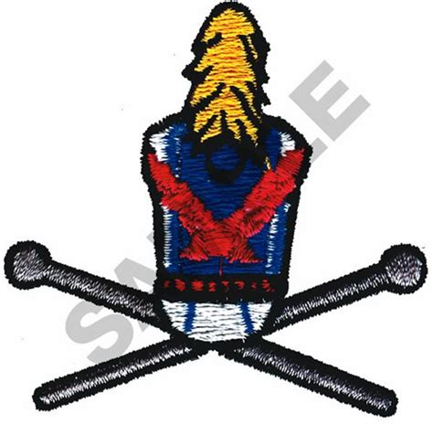 l pattern drum major drum major embroidery design from great notions grand