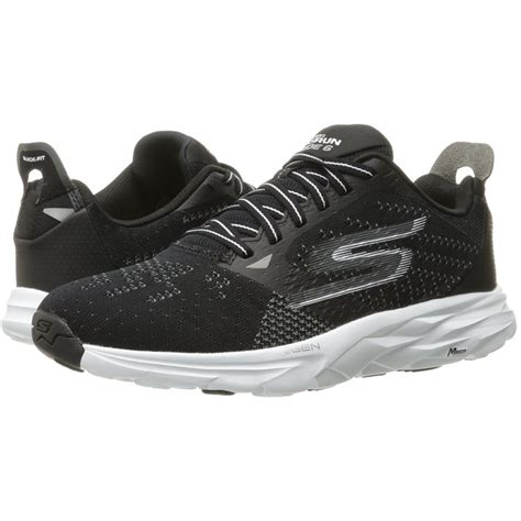skechers mens go run ride 6 breathable cushioned track