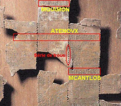 Calendrier De Coligny Le Calendrier Gaulois Celtique Icalendrier