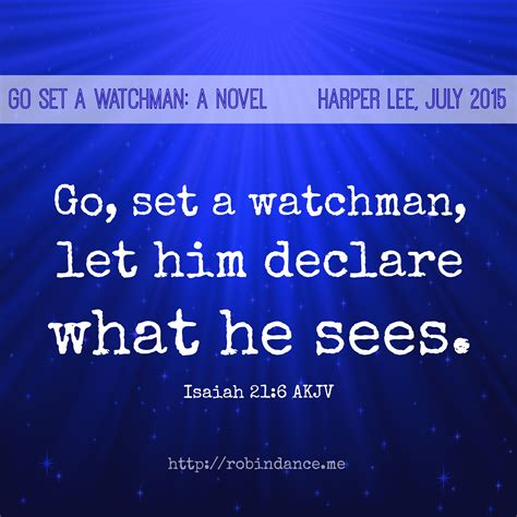 Go Set A Watchman wondering about the origin of go set a watchman