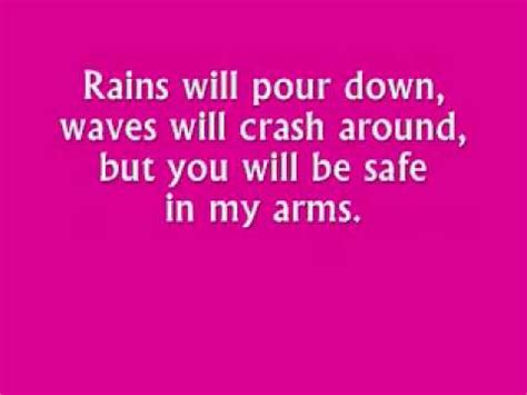 Plumb In Arms by Plumb In Arms Lyrics