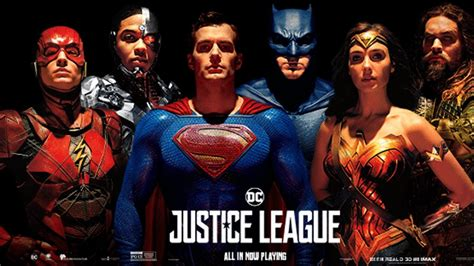 justice league film cancelled new justice league posters released feature superman