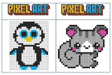 fichier modeles pixel art pour les temps dautonomie