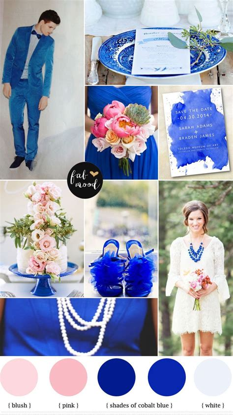 best 25 blue coral weddings coral and cobalt blue wedding www imgkid the image