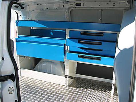 cassettiere per furgoni prezzi franchino rivestimenti interni in alluminio per furgoni