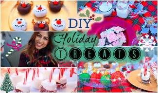 Teen Bedroom Decor Ideas diy holiday christmas treats easy cute youtube