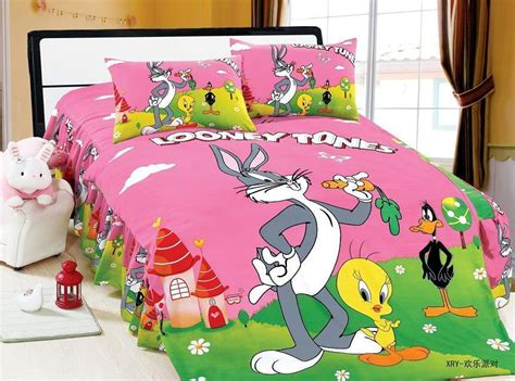 Bunny Bedroom Set by Get Cheap Looney Tunes Characters Aliexpress