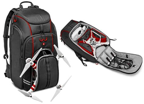 Manfrotto D1 Drone Backpack For Dji Phantom Phantom 4 Bag Backpack For Access Dji Phantom