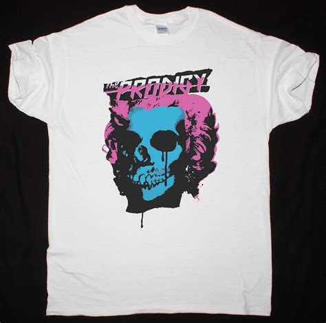 Tshirt Prodigy 2 the prodigy war new white t shirt best rock t shirts