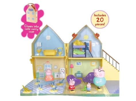 peppa pig play house peppa pig playhouse with mat 163 15 very