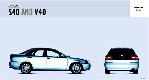 download car manuals pdf free 2004 volvo s40 auto manual volvo v40 brochure pdf idea di immagine auto