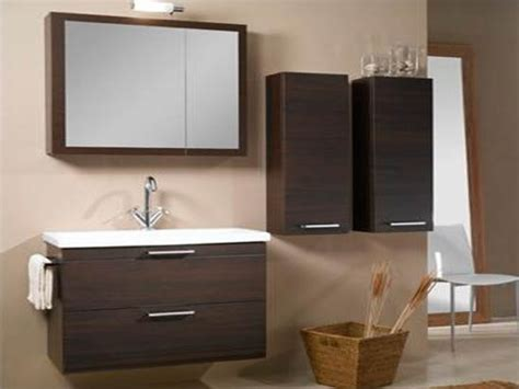 Modern Small Bathrooms by Modern Contemporary Vanities Small Bathroom Vanity