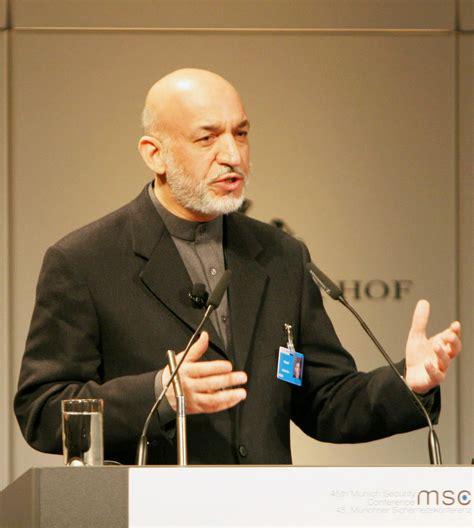 assassination attempts  hamid karzai wikipedia