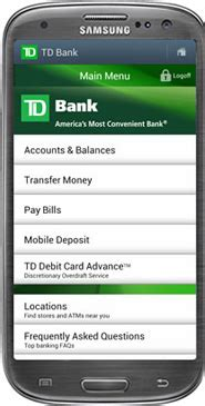 td bank house loan td bank mobile home loans
