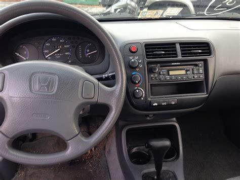 2000 Honda Civic Dx Interior by 2000 Honda Civic Pictures Cargurus