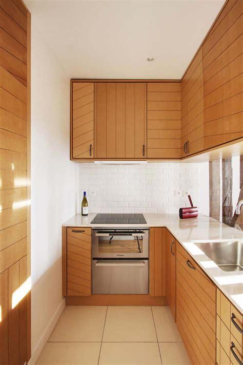 Idée Séparation Cuisine Salon by Cuisine Moderne Pour Petit Appartement
