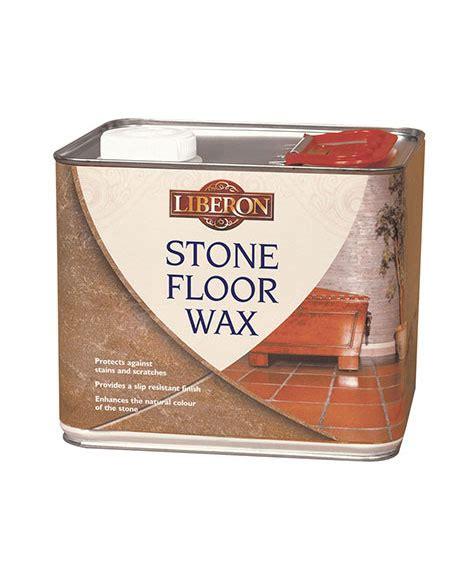 Stone Floor Wax: Flooring Stone   Liberon wood cares