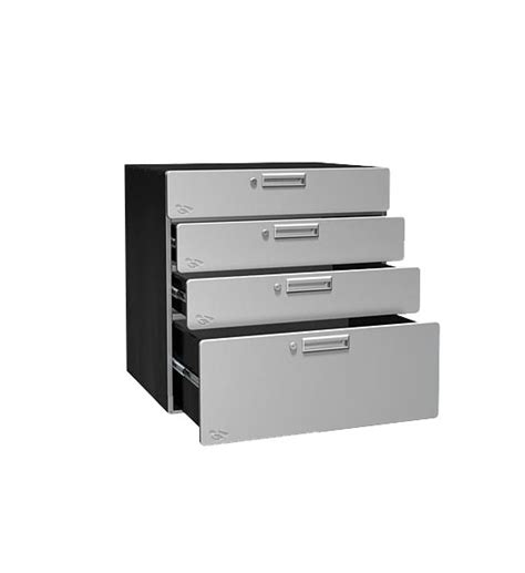 Metal Storage Drawers by Steel Storage Drawers In Steel Garage Cabinets