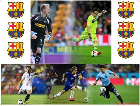 barcelona daftar nama daftar pemain baru barcelona di musim 2014 2015 ssb