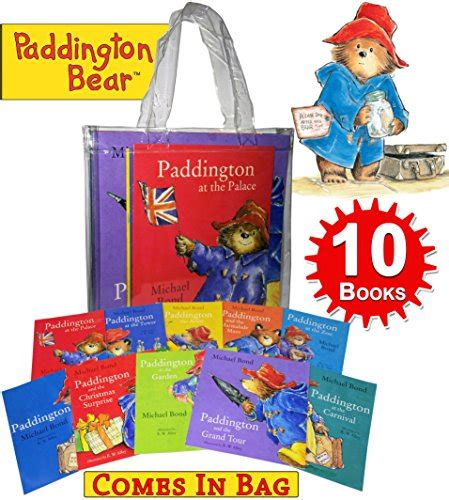 paddington 2 dear books paddington 10 books collection pack set in carrier