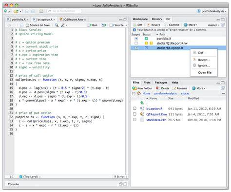 r studio editor theme ide features rstudio