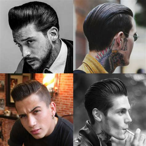 greaser hairstyle product greaser hairstyles for men men s hairstyles haircuts 2017