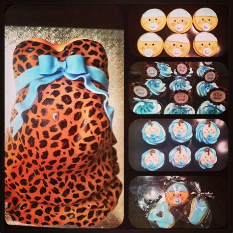 best 25 leopard baby showers ideas on