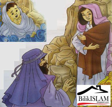 Kisah Kisah Dalam Alquran Duka Dan Bahagia Nabi Kita B Berkualitas bayi dalam goa kisah dalam al quran bilik islam