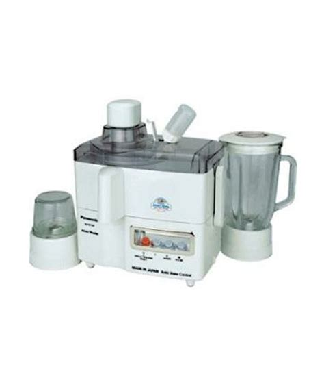 Blender National 3 In 1 panasonic mjw176p juicer mixer grinder price in india
