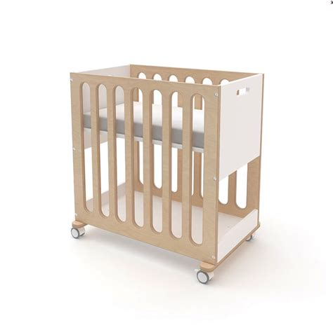 What Causes A To Crib by Oeuf Nyc Fawn Crib Bassinet System Bassinet White