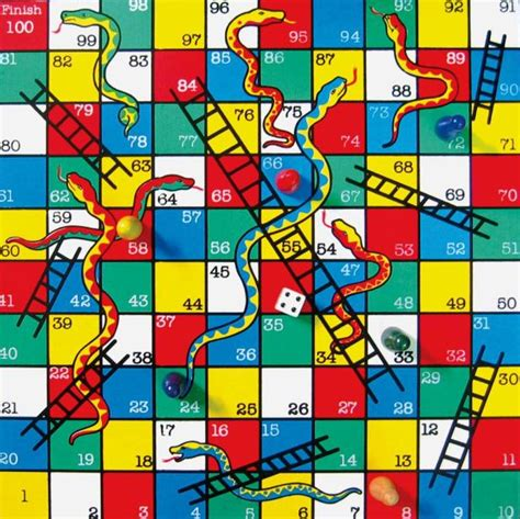 Mainan Anak Keluarga Karpet Ular Tangga Snakes And Ladders sejarah asal usul permainan dam ular sentiasapanas