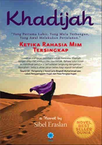 Paket Novel Khadijah Aisyah Fatimah Sibel Eraslan khadijah ketika rahasia mim tersingkap toko buku buku laris